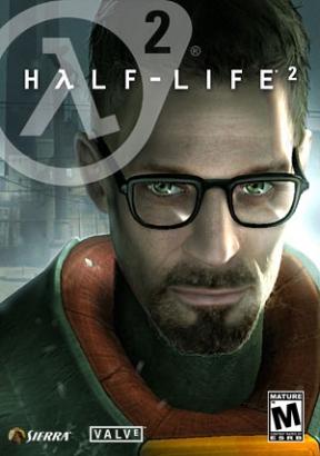 Half Life 2 PC Cover