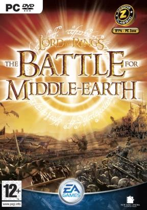 La Battaglia per la Terra di Mezzo PC Cover