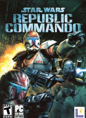 Star Wars: Republic Commando PC Cover