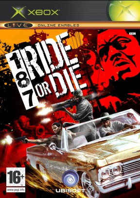 187 Ride or Die Xbox Cover