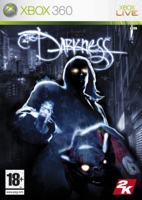 The Darkness Xbox 360 Cover