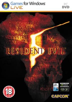 Resident Evil 5 PC Cover