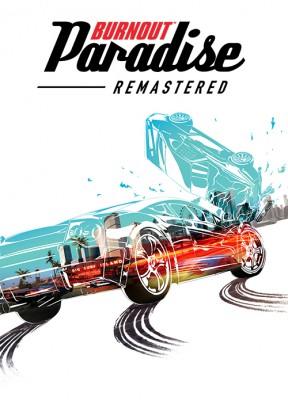 Burnout Paradise PS4 Cover