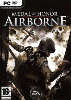 Medal of Honor: Airborne PC Cover