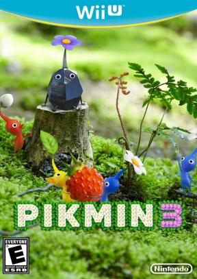 Pikmin 3 Wii U Cover