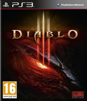 Diablo III PS3 Cover