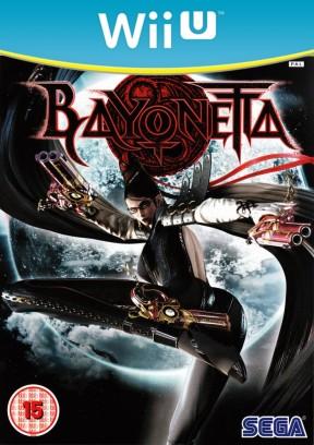Bayonetta Wii U Cover