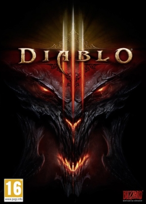 Diablo III PC Cover