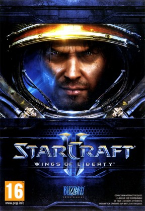 StarCraft II PC Cover