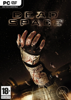 Dead Space PC Cover