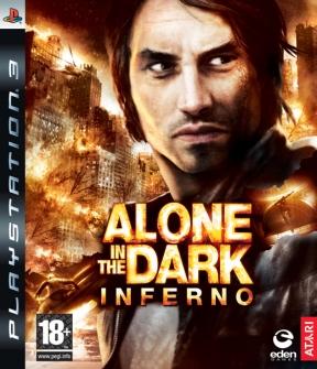 Alone in the dark PS3 Cover