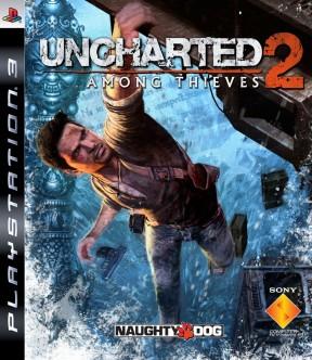 Uncharted 2: Il Covo dei Ladri PS3 Cover