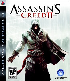 Assassin's Creed II PS3 Cover