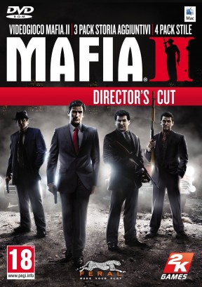 Mafia 2 PC Cover