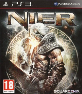 Nier PS3 Cover