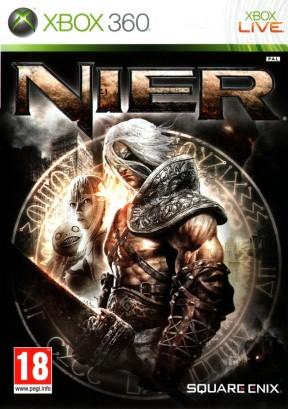 Nier Xbox 360 Cover
