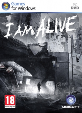 I Am Alive PC Cover