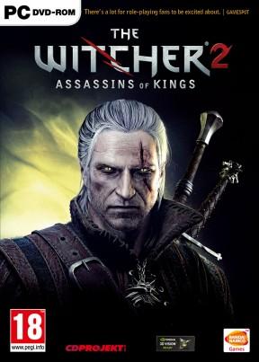 The Witcher 2: Assassins of King PC Cover