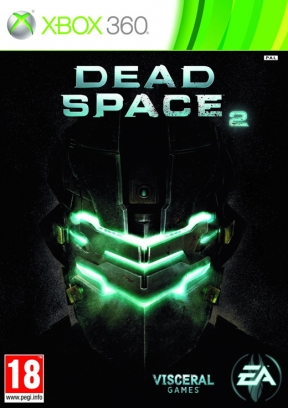 Dead Space 2 Xbox 360 Cover