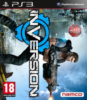 Inversion PS3 Cover