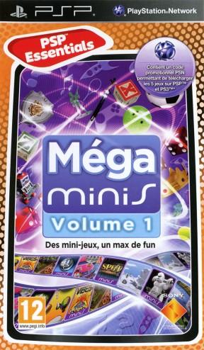 16 Minis PSP PSP Cover