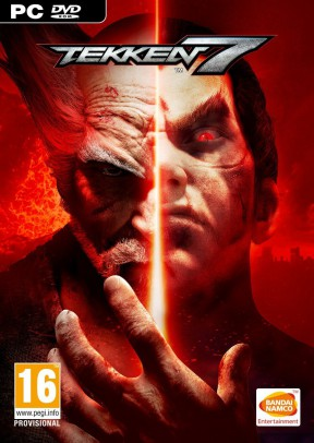 Tekken 7 PC Cover