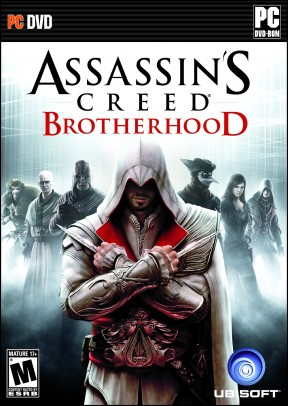 Assassin's Creed: Brotherhood PC Cover