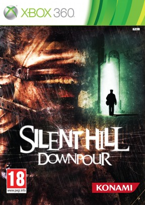 Silent Hill: Downpour Xbox 360 Cover