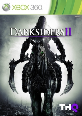 Darksiders II Xbox 360 Cover