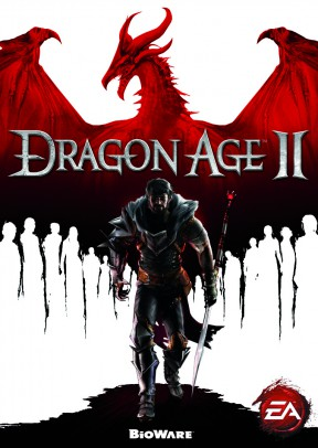 Dragon Age II PC Cover