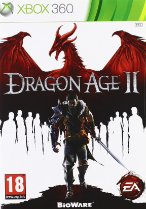Dragon Age II Xbox 360 Cover