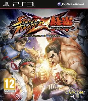 Street Fighter X Tekken PS3 Cover