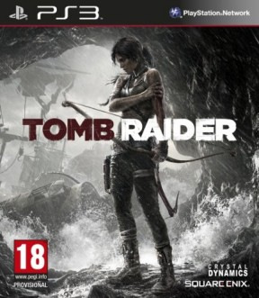 Tomb Raider (2013) PS3 Cover