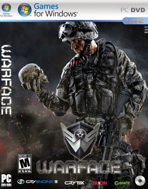 Warface PC Cover