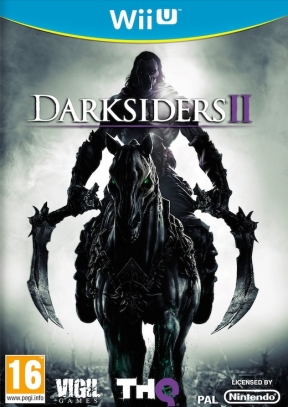 Darksiders II Wii U Cover