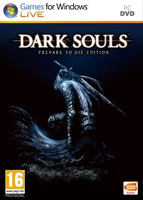 Dark Souls PC Cover