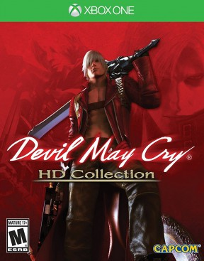 Devil May Cry HD Collection Xbox One Cover