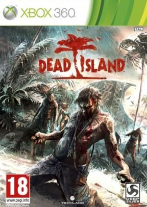 Dead Island Xbox 360 Cover