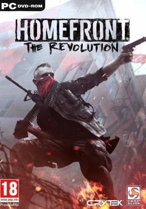 Homefront: The Revolution PC Cover