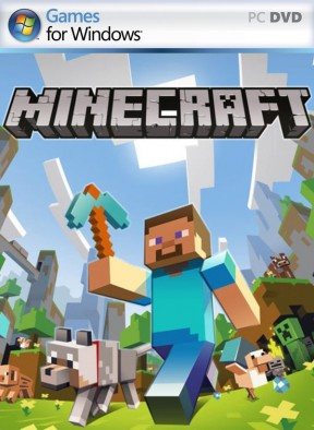 Minecraft PC Cover