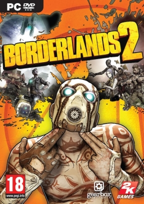 Borderlands 2 PC Cover