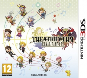 Theatrhythm: Final Fantasy 3DS Cover
