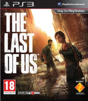 The Last of Us PS3 Cover