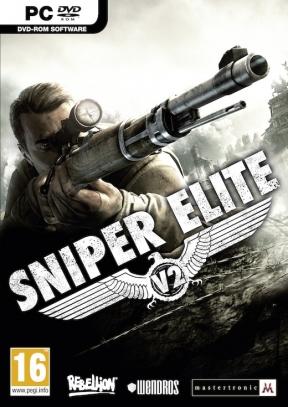Sniper Elite V2 PC Cover