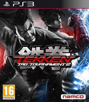 Tekken Tag Tournament 2 PS3 Cover