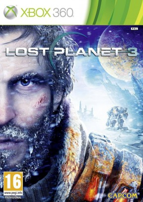 Lost Planet 3 Xbox 360 Cover