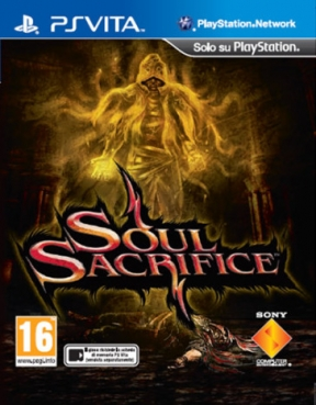 Soul Sacrifice PS Vita Cover
