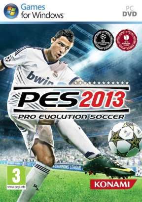 PES 2013 PC Cover