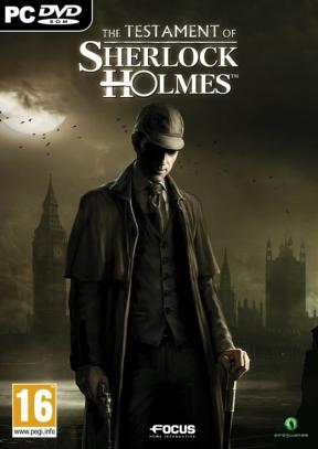 Il testamento di Sherlock Holmes PC Cover