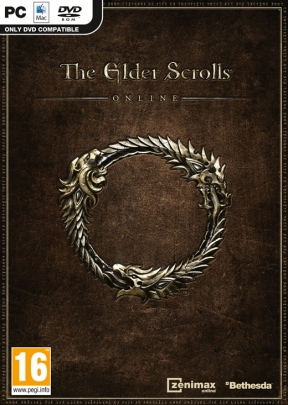 The Elder Scrolls Online PC Cover